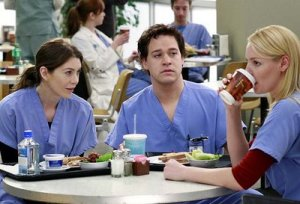 Meredith, George, Izzie