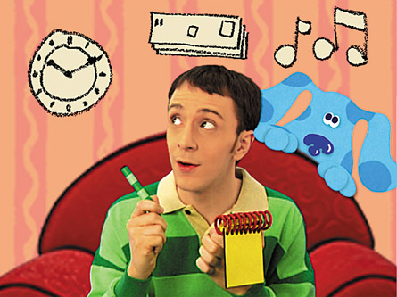 Image Result For Blues Clues Notebook