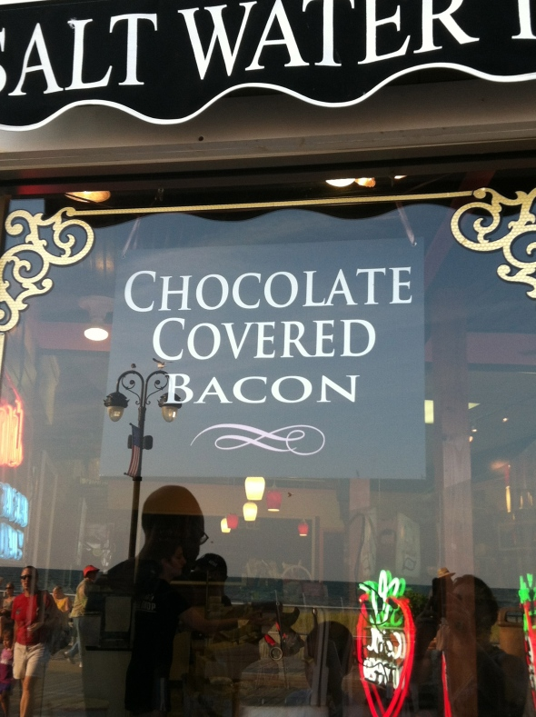 """Is it me, or has this been the """"Year of Bacon""""?"""