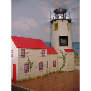 Lighthouse Bed (Which also has drawers and a laundry hamper) - $16,150
