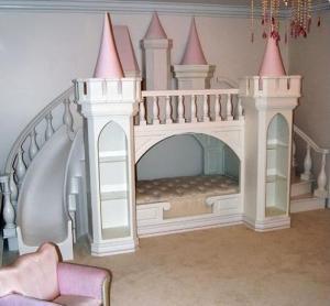 Princess Palace Bed